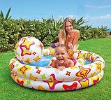 Детский надувной бассейн Intex , 122х25 см, фото 4