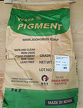 Зелёный железооксидный пигмент 7705