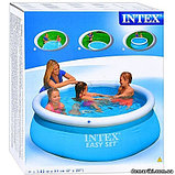 Надувной бассейн Intex Easy Set Pool  (183 x 51 см.), фото 4