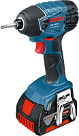 Аккумуляторный ударный гайковёрт Bosch GDR 18 V-LI