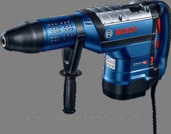 Перфоратор с патроном SDS-max Bosch GBH 12-52 D