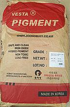 Оранжевый железооксидный пигмент оптом 8230