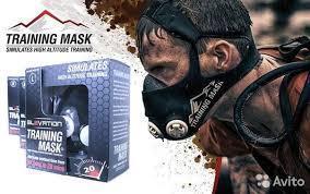 Тренировочная маска, фото 3