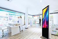 Интерактивные сенсорные панели для аптек