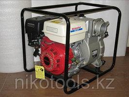 Мотопомпа бензиновая Akimotor GL30T для сильно загрязненной воды