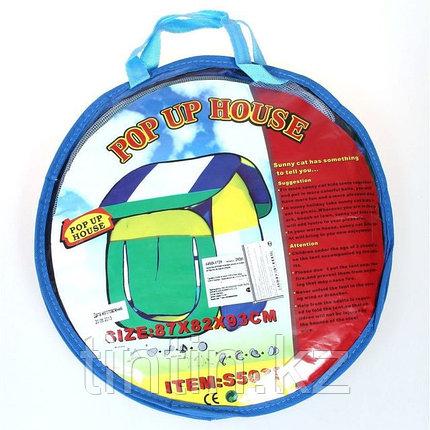 Детская палатка домик 87х82х93, Pop up house S5039, фото 2