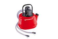 Ручной насос для промывки котлов системы от накипи Rocal 20 ROTHENBERGER, Ротенбергер промывочный насос накипи