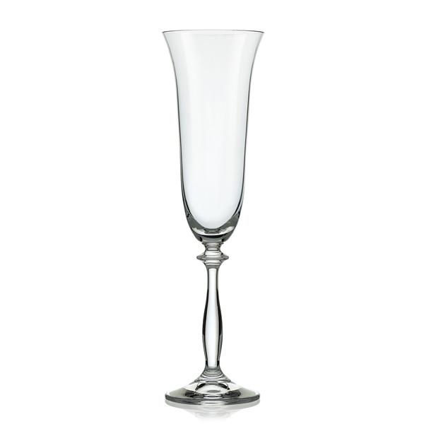 Фужеры Angela 190мл шампанское 6шт 40600--190. Алматы