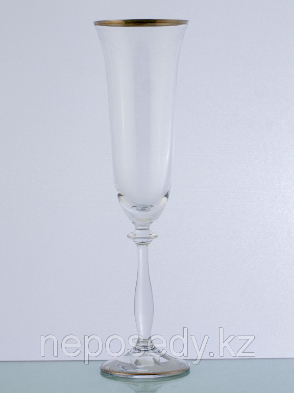 Фужеры Angela 190мл шампанское 6шт 40600-20873-190. Алматы