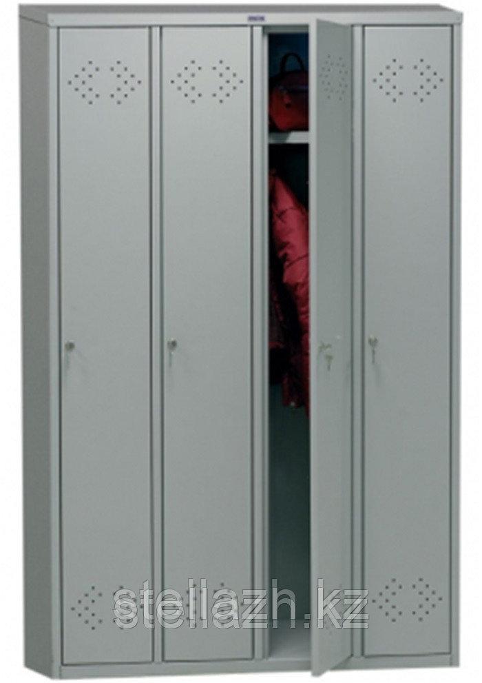 Шкаф металлический сушильный для одежды