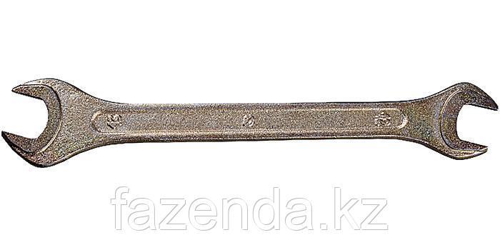 Ключ рожковый Зубр 27х30мм