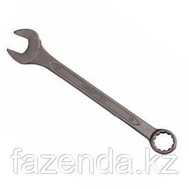 Ключ комбинированный хромованадиевая сталь, зелёный цинк, 22х22мм