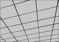 Кассетный потолок алюминиевый