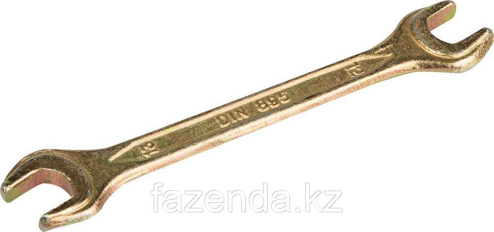 Ключ рожковый 14х15