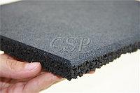 Напольные резиновые покрытия CSP006-1 500*500*10мм
