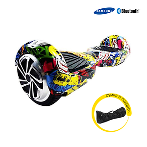 Гироскутер Smart Ballance Wheel 6.5 Bluetooth Samsung+Сумка в подарок