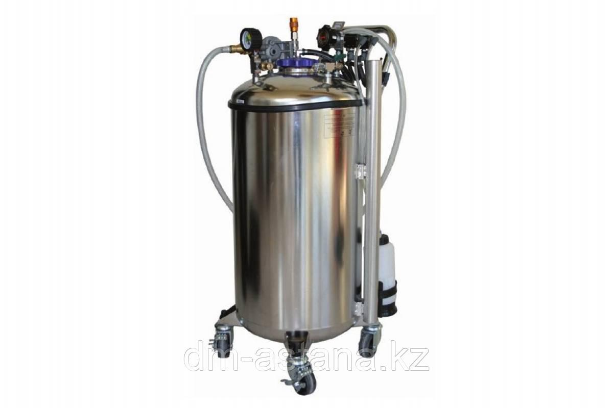 Установка пневматическая для откачки дизельного топлива/бензина SPIN - Италия