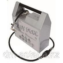 Насос переносной с пневмоприводом для перекачки бензина и дизельного топлива SPIN EASY FUEL
