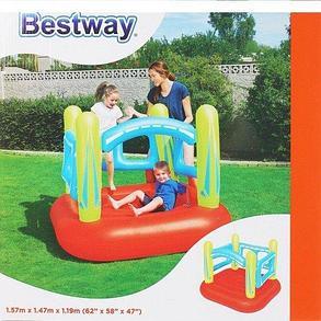 Игровой надувной батут Bestway 52182 (размеры: 157 x 147 x 119 см), фото 2