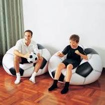 Надувное кресло мяч BestWay 75010, фото 3