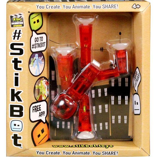 Stikbot TST616 Стикбот Фигурка в ассортименте