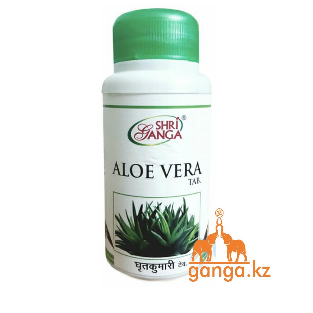 Алоэ Вера (Aloe Vera SHRI GANGA), 60 таб.