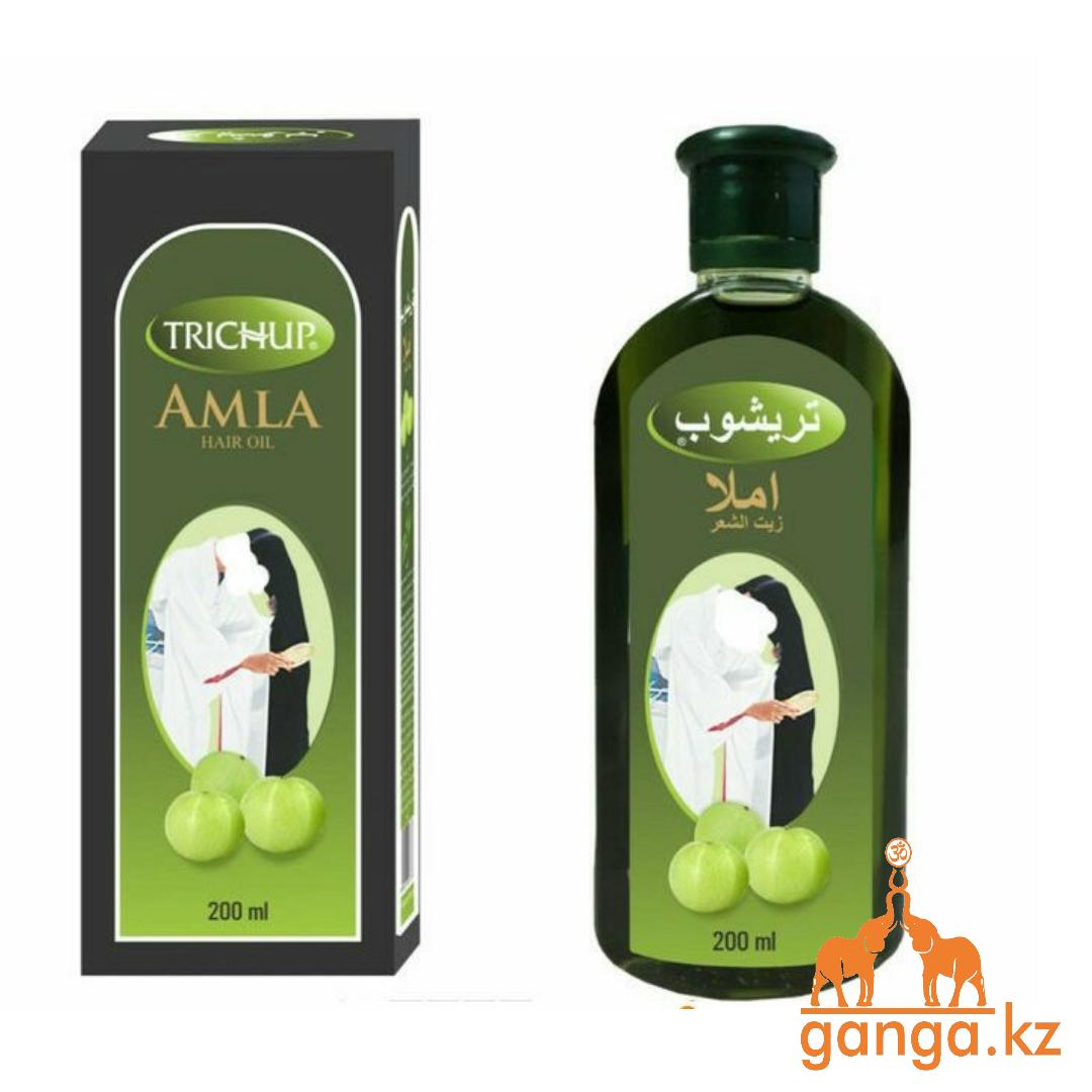 Масло для волос Амла Тричап, Amla oil TRICHUP 200 мл