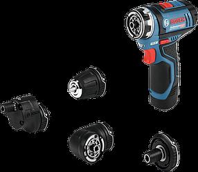 Шуруповерт BOSCH GSR 12V-15 FC