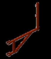 Кронштейн подмостей для опалубки