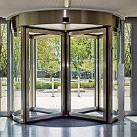 Вращающиеся автоматические двери