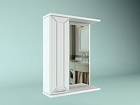 Шкаф навесной с зеркалом Рубин 600 мм 1 дверь, фото 1