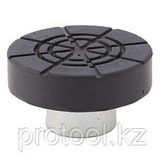 Адаптер для бутылочных домкратов с резиновой накладкой (диаметр штока 22мм)//Matrix