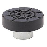Адаптер для бутылочных домкратов с резиновой накладкой (диаметр штока 28мм)//Matrix