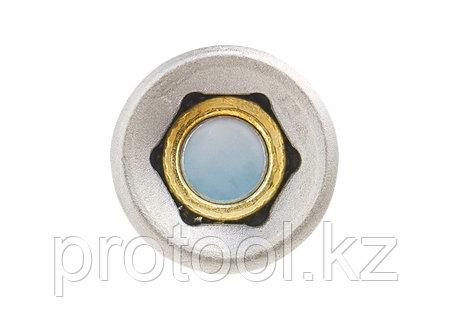 Биты с торцевыми головками  13 мм- 45 мм, 2 шт//MATRIX, фото 2