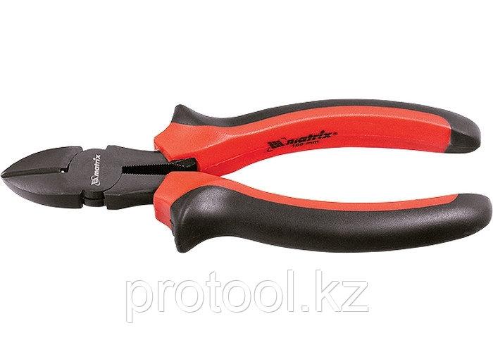 Бокорезы Black Nickel, 160 мм, двухкомпонентные рукоятки// MATRIX