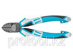 Бокорезы 160 мм,  трехкомпонентные рукоятки// GROSS
