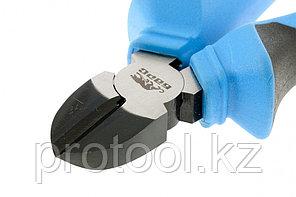 Бокорезы 160 мм, хром-ванадий, двухкомпонентные рукоятки// БАРС, фото 2