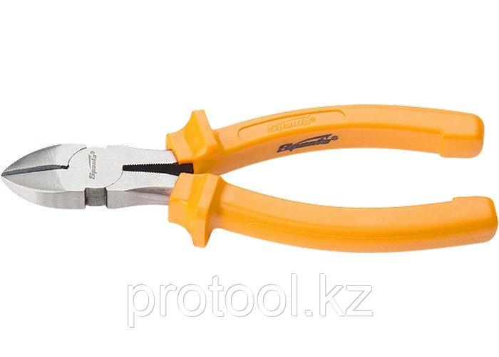Бокорезы Classic, 160 мм, шлифованные, пластмассовые рукоятки//  SPARTA