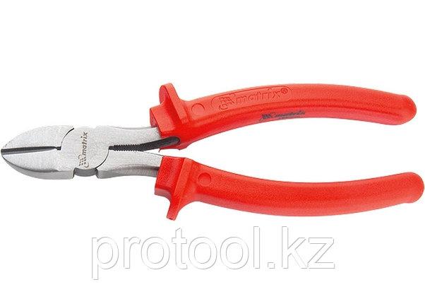 Бокорезы Econom, 180 мм, шлифованные, пластмассовые рукоятки// MATRIX, фото 2
