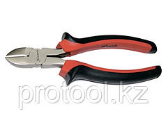 Бокорезы NICKEL, 180 мм, никелированные, двухкомпонентные рукоятки// MATRIX