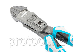 Бокорезы усиленные 215 мм,  трехкомпонентные рукоятки// GROSS, фото 2