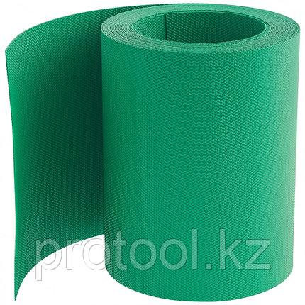 Бордюрная лента, 15 х 900 см, зеленая//PALISAD, фото 2