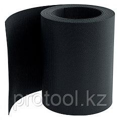 Бордюрная лента, 15 х 900 см, черная//PALISAD