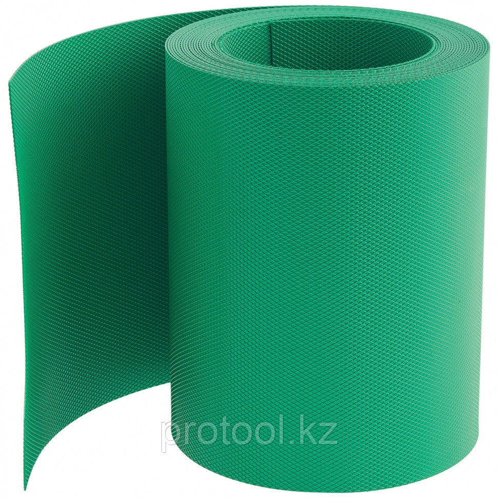 Бордюрная лента, 20 х 900 см, зеленая//PALISAD