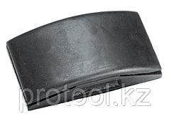 Брусок для шлифования, 125х65 мм, резиновый// SPARTA