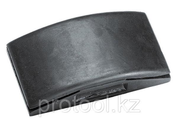 Брусок для шлифования, 125х65 мм, резиновый// SPARTA, фото 2