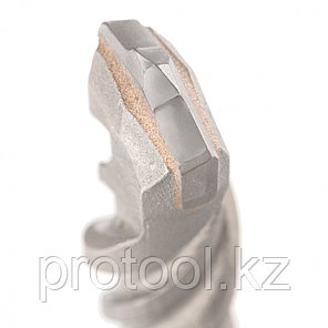 Бур по бетону DREI SPITZEN, 12 х 165 мм, SDS PLUS// GROSS, фото 2
