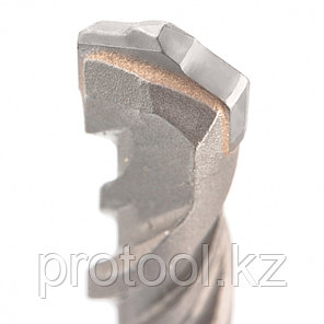 Бур по бетону DREI SPITZEN, 6 х 315 мм, SDS PLUS// GROSS, фото 2