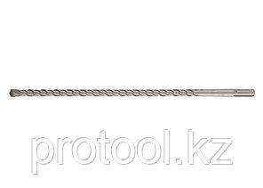 Бур по бетону PRO, 10 х 300 мм, SDS PLUS // GROSS, фото 2