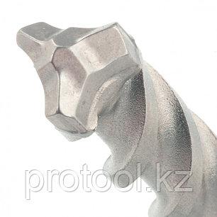 Бур по бетону PRO, 10 х 450 мм, SDS PLUS // GROSS, фото 2